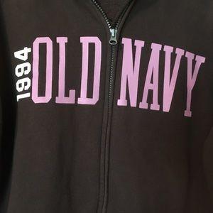 Old Navy Zip Hoodie